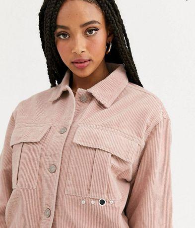 Pull & Bear Вельветовая курточка