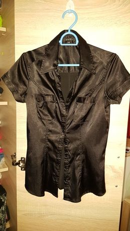 Damska koszula aksamitna