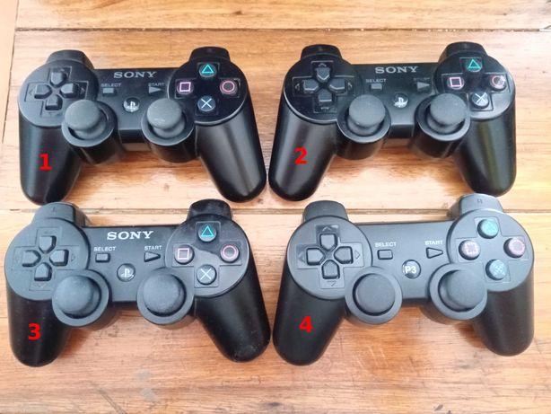 Comandos Playstation 3 s/Fios [ SONY (3x) + Compatível (1x) ]