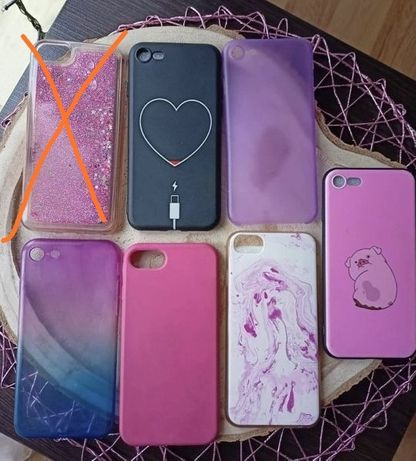 Case/etui IPhone 7