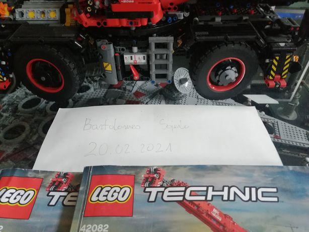 Lego 42082 Big red