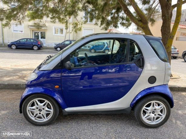 Smart ForTwo 0,6 A/C