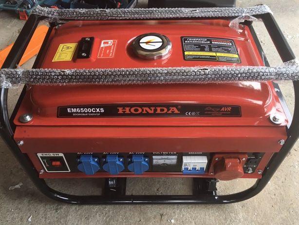 Бензиновый генератор HONDA (новый)