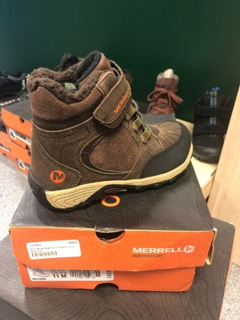 Buty Merrell Moab Thermo roz. 33 ~270zł