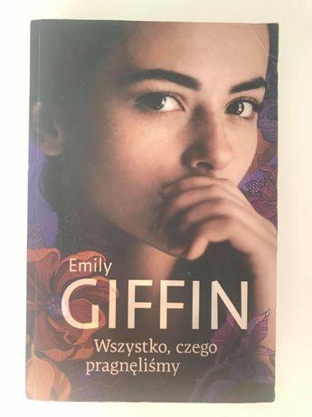 Emily Giffin, Wszystko, czego pragnęliśmy