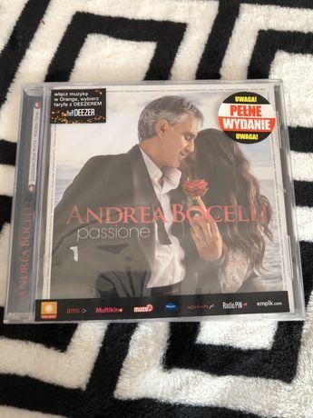 """Andrea Bocelli - """"Passione""""."""