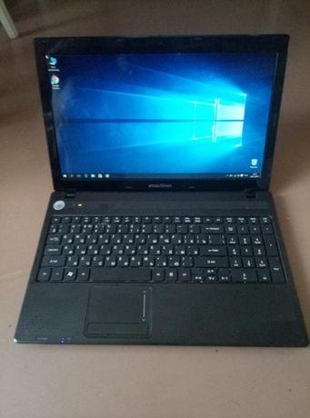 Ноутбук Emachines E642