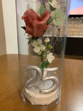 Stroik na 25 rocznice ślubu Urodziny