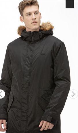 Пуховик, Куртка Lacoste, (не nike, не columbia, )
