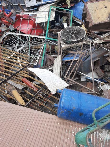 Mobilny skup złomu Rozbiórki Demontaż odbiór wywóz złom