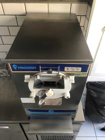 commercial ice cream maker batch freezer  gelado