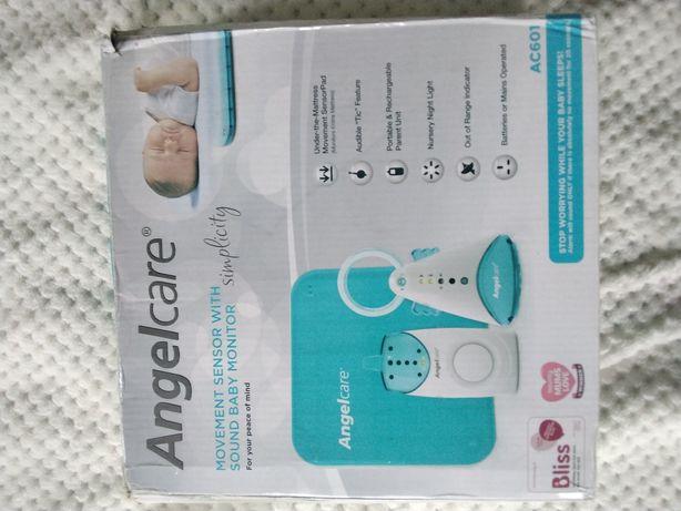 Monitor oddechu Niania elektroniczna Angel Care AC601