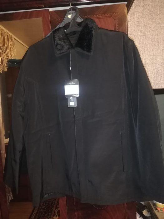 Зимняя мужская куртка с подстёжкой. Мариуполь - изображение 1