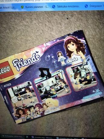 LEGO Friends, Studio nagrań gwiazdy Pop, 41103
