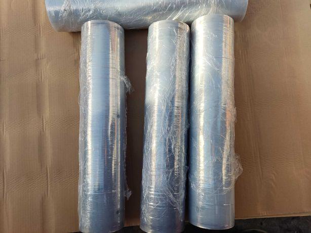 Folia stretch/ strecz 3,5 kg transparentna 27 zł. Cienka tuleja.