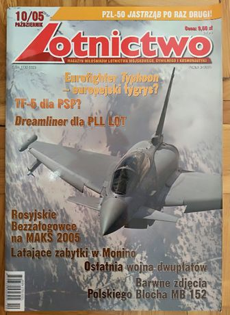 Lotnictwo nr 10/2005