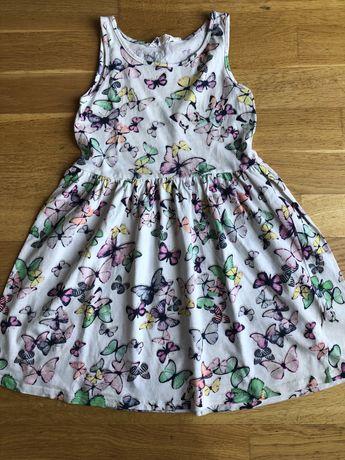 Sukienka H&M rozm 122/128