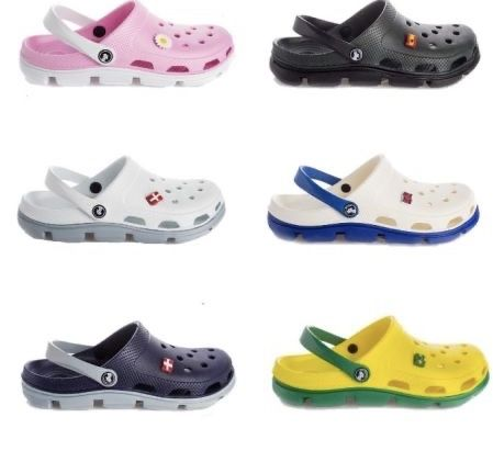 Сабо / crocs (кроксы) Jose Amorales женские