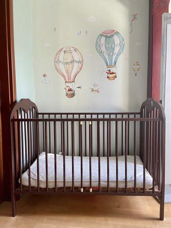 Lozeczko niemowlece 60x120cm