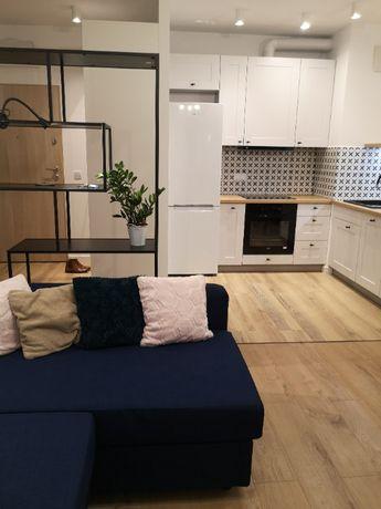 Do wynajęcia mieszkanie 2 p z klimatyzacją, tarasem i garażem, nowe
