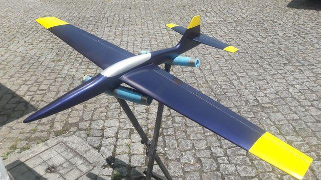 Aeromodelismo RC  JART
