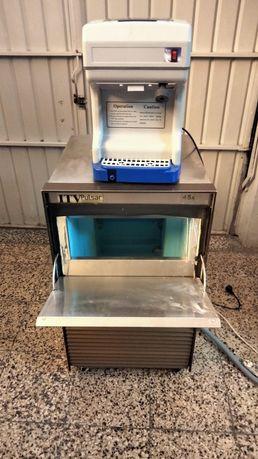 Máquina de gelo 45kg +Picador