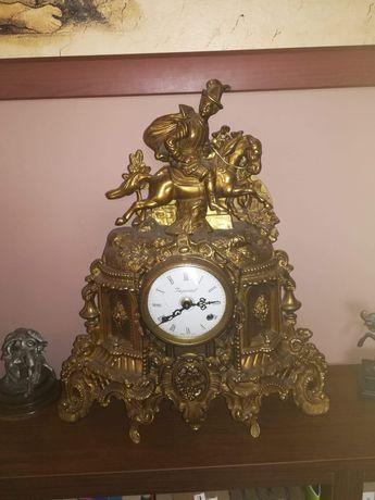 Sprzedam mosiężny francuski zegar