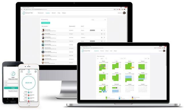 COMARCH TNA - Nowoczesny system rejestracji czasu pracy