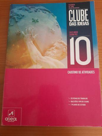 Caderno de atividade de filosofia 10 ano