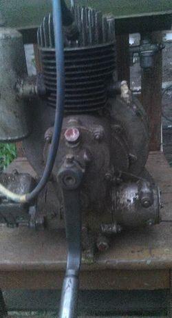 двигатель 2Сд. насос.