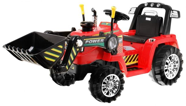 Traktor na akumulator dla dzieci ZP1005 3 kolory