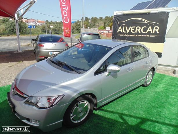 Honda Civic 1.3 DSI i-VTEC Hybrid Executive