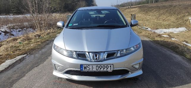 Honda Civic UFO TYPE S 2.2 i-ctdi