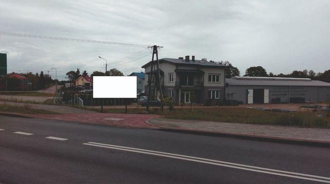 Miejsce na reklamę/ Billboard/powierzchnie reklamowe