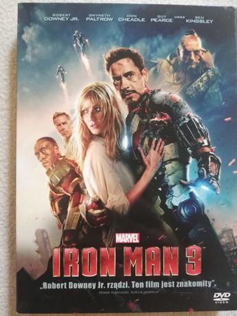 Iron Man 3 DVD w etui (z dostawą)