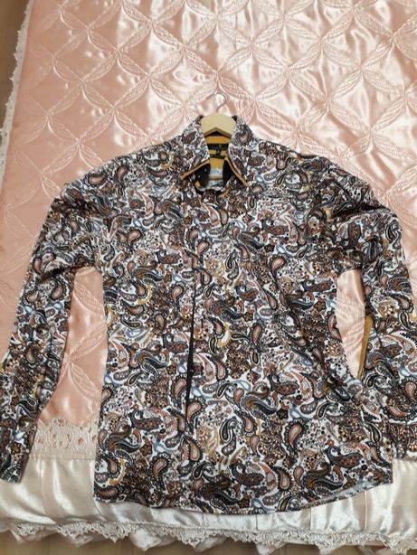 Мужская рубашка Daniel Rizotto