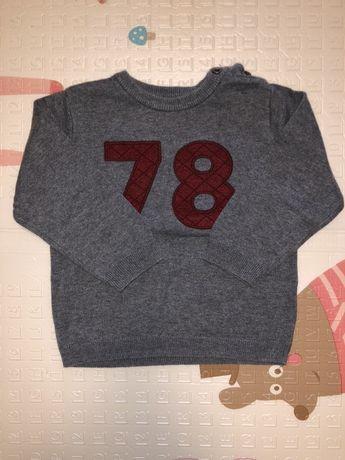 Продам свитер Hm 12-18 мес