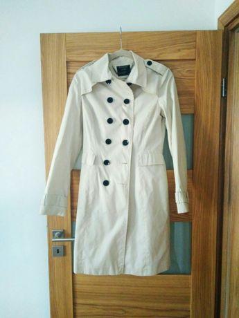 Jasny płaszcz , Top Secret, rozmiar 36
