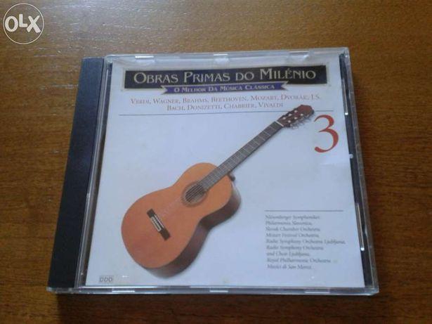Obras primas do milénio o melhor da música clássica 3