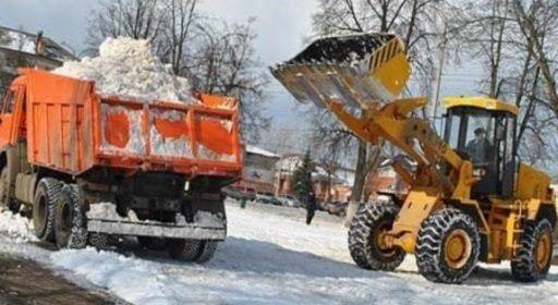 Уборка снега, погрузка мусора на самосвал. Вывоз мусора самосвалом 20т Киев - изображение 1