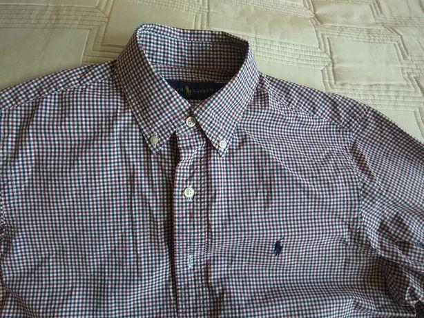 Polo Ralph Lauren chłopięca młodzieżowa koszula 164cm jak nowa!!!