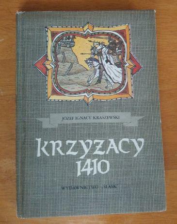 """""""Krzyżacy 1410, tom I i II"""" - Sienkiewicz"""