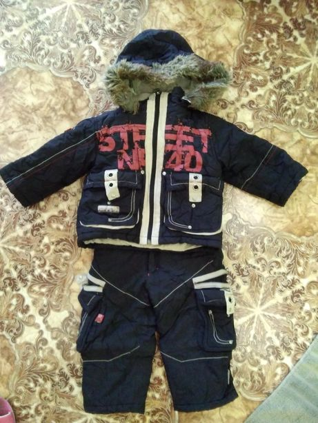 Зимний костюм, комбинезон Wojcik