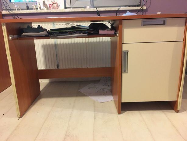 Biurko uzywane 130/55 cm