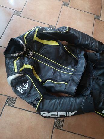 Kombinezon Berik Magnesium 50 Neon 2 częściowy, Berik LS2-10421-BK