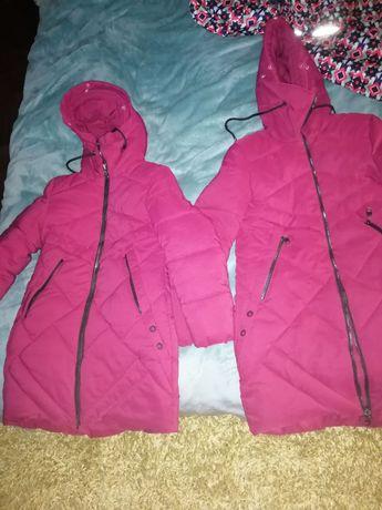 Продам зимові куртки. 140 і 152 розмір.
