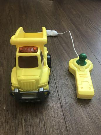 Машина на управлении