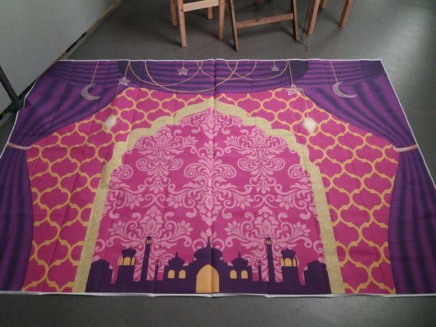 Painel 1001 noites ou Aladino e jasmin