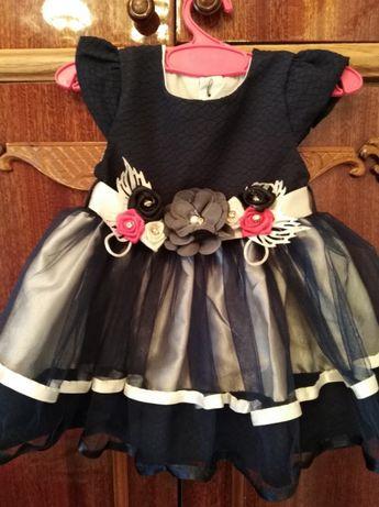 Платье 1-1,5 годика