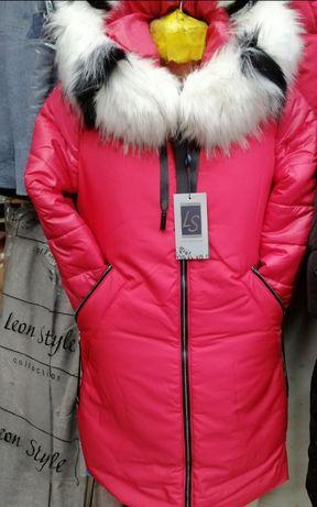 Жіноча куртка! Тепла
